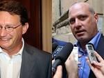 Gli sfidanti: Roberto Balzani e Stefano Bonaccini