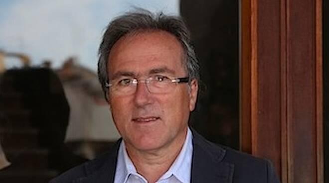 Il sindaco di Russi, Sergio Retini