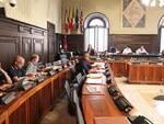 L'aula del Consiglio comunale di Ravenna