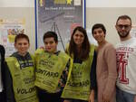 La squadra del Rotary presente al Lidl di Ponte Nuovo