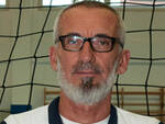 L'allenatore Elio Vallicelli