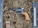 Tra la refurtiva anche una pistola, ora riconsegnata al legittimo proprietario