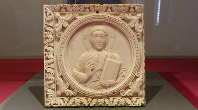 Un reperto carolingio del Museo Nazionale