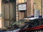 La caserma dei Carabinieri di Bagnacavallo