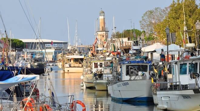 Borgo marina a Cervia
