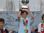 Tommaso Fabbri (CN Cervia), 11 anni