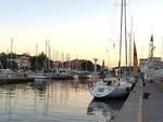 Il Porto canale di Cervia (foto d'archivio)