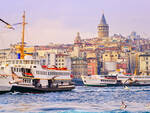 Golden Horn, Istanbul, Turkey    Copyright: Boris Stroujko