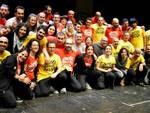 I protagonisti della Maratona di dodici ore del 2014 al Teatro Rasi di Ravenna