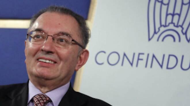 Giorgio Squinzi, presidente nazionale di Confindustria