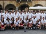 I Chiefs in piazza Popolo (Foto Corelli)