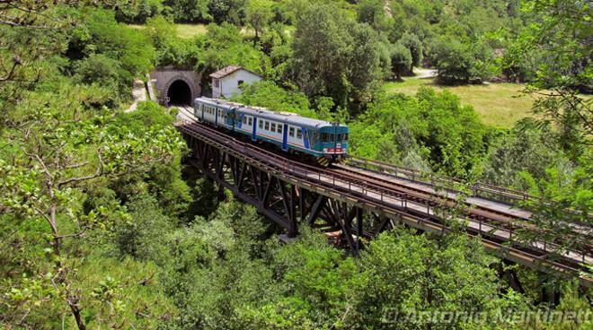 Il Treno di Dante (foto Antonio Martinetti)