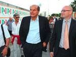 Pierluigi Bersani sarà uno dei protagonisti della Festa PD, lunedì 7 settembre