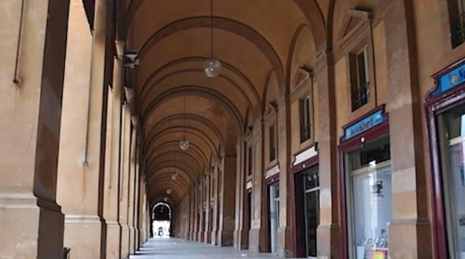 Le logge del Pavaglione di Lugo