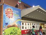 Prosegue negli spazi del Pala De Andrè l'edizione 2015 della Festa provinciale dell'Unità