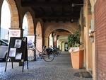 Castel Bolognese, i portici della città