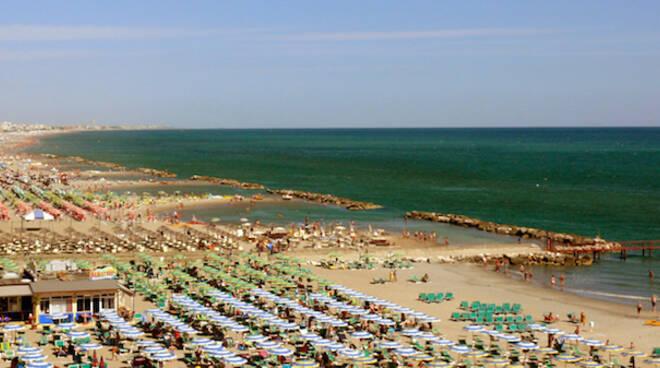 Le spiagge della costa romagnola necessitano di interventi di messa in sicurezza