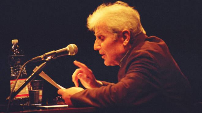 Raffaello Baldini (foto di Sandro Cristallini)