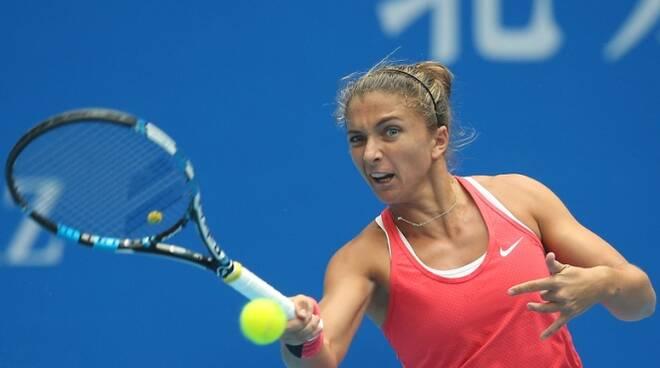 Sara Errani, 28 anni, attualmente è numero 20 della classifica mondiale Wta