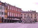 Cesena, piazza del Popolo - foto di repertorio