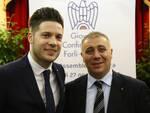 da sx: Kevin Bravi e Danilo Casadei - (foto Unione Industriali FC)