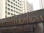 Il palazzo della Regione in via Aldo Moro a Bologna