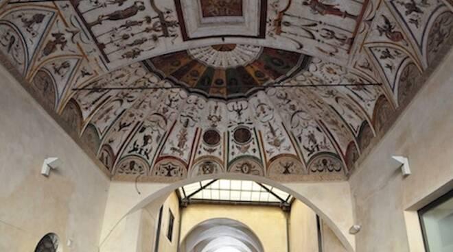 Il Voltone della Molinella è la sede della Pro Loco di Faenza