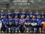 La Libertas Hockey Forlì 2015-2016 al gran completo (foto dal profilo Facebook del club)