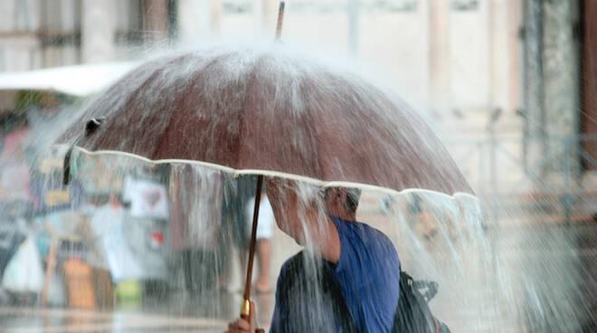 Arriva la pioggia? Pare di sì, a partire da sabato 2 gennaio