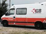 Il pronto intervento del personale del 118 non è bastato per salvare la vita all'80enne Antonio Lombardi