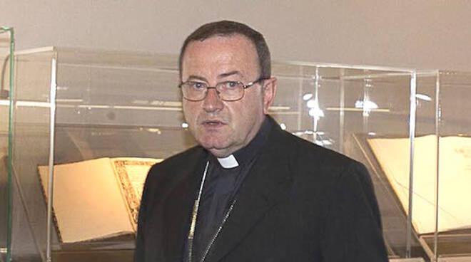 L'Arcivescovo di Ravenna Cervia Lorenzo Ghizzoni