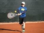 Federico Bondioli, promessa del Circolo Tennis Dario Zavaglia di Ravenna
