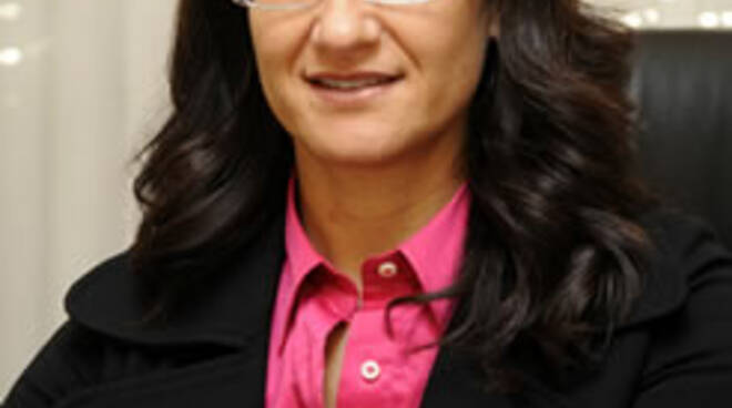 Il sindaco Stefania Sabba