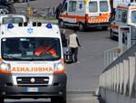 Per soccorrere i feriti sono intervenute un'auto medicalizzata e un'ambulanza del 118 (foto archivio Migliorini)