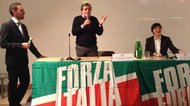 Massimo Palmizio, coordinatore regionale Forza Italia, conferma che non c'è intesa nel centrodestra per le elezioni a Rimini