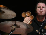 Pat Mastelotto batterista dei King Crimson