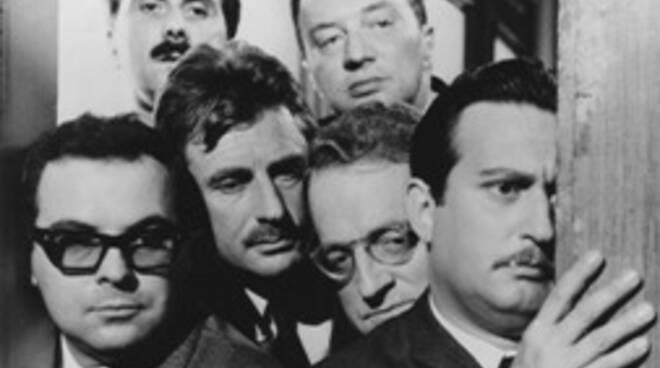 Una scena del film di Pietro Germi