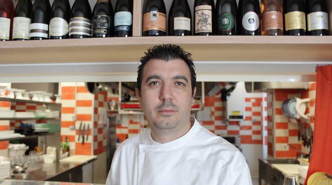Chef Valerio De Luca