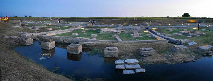 L'Antico Porto di Classe è la prima stazione del futuro Parco Archeologico
