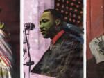 Gandhi, Martin Luther King e Mandela interpretati da Gianluca Costantini per Ravenna Festival