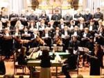 il coro dell'accademia Musicaesena - foto archivio Musicaesena