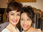 Cristina Renzetti e Tati Valle (foto di Malì Erotico)