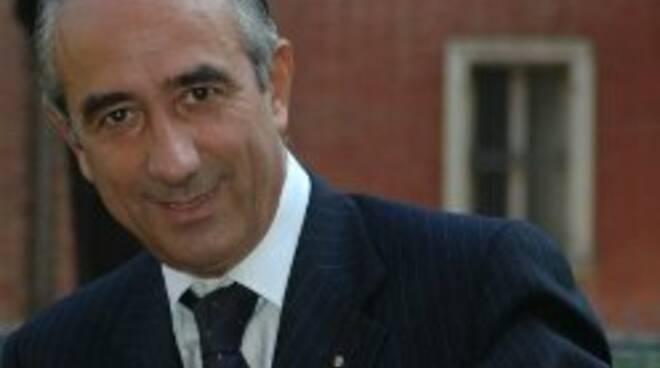 Il candidato sindaco Marzio Pecci