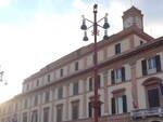 Il municipio di Forlì (foto Blaco)