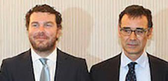 Alberto Ancarani e Massimiliano Alberghini