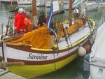 Preparazione della Saviolina, lancione tradizionale della marineria romagnola poi sostituita per le condizioni del mare