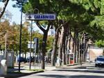 Sul posto sono intervenuti i Carabinieri della stazione di Cervia