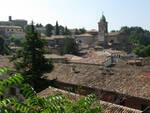 Una panoramica di Verucchio