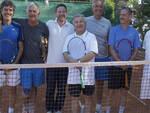 Uno scatto della edizione 2015 di Artigianato Tennis
