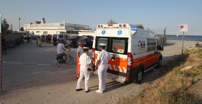 I soccorsi del 118 non sono bastati per salvare la vita alla pensionata a Cesenatico (foto d'archivio)
